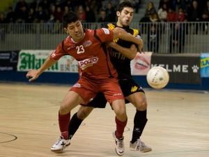 Marfil-Pozo Semifinal Ida Copa del Rey 2015