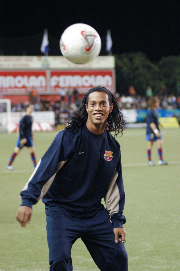 Ronaldinho Barça